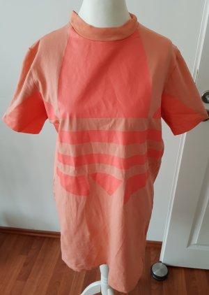 Adidas Chemisier arancione-albicocca