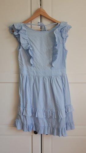 Neues Sommerkleid hellblau