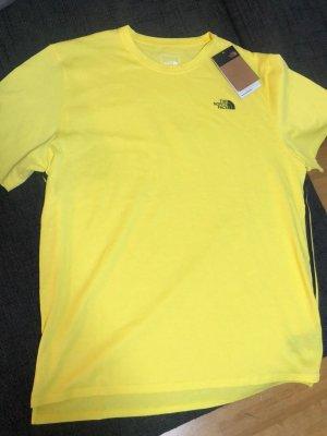 The North Face Camiseta amarillo-amarillo pálido