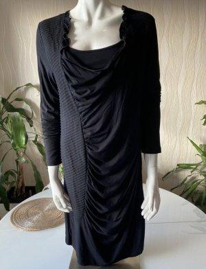 Neues tolles schwarzes Kleid Gr 40 Apanage
