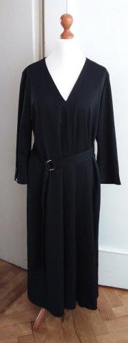 Marc Cain Vestido tipo túnica negro Poliéster