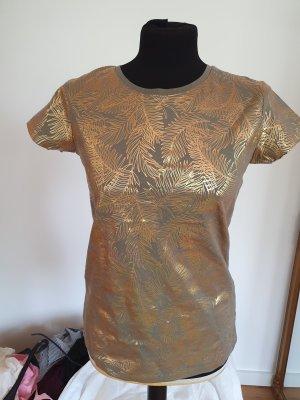 neues tshirt mit palmenprint
