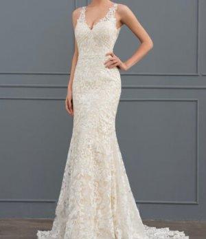 Neues ungetragenes Brautkleid in Größe 42