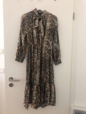 Neues, ungetragenes Kleid in Krokooptik