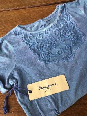 Pepe Jeans London Batik Shirt multicolored cotton