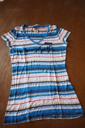 Neues ungetragenes Streifen T-Shirt von Murphy & Nye in Gr. MEDIUM