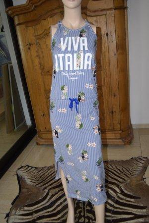 neues VINGINO Kleid in 176 (ca. 36), blau/weiß