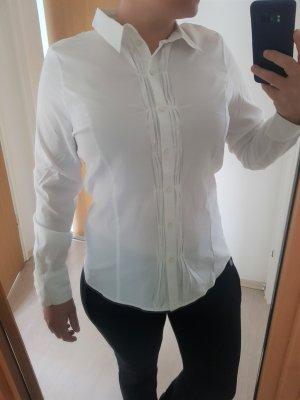 Neues weißes Blusen-Hemd von More&More