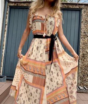 NEUES Zara Kleid mit Print Trend Blogger Musthave