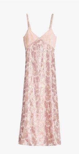 Neues ZARA Maxikleid Kombiniertes Kleid Limited Edition Trend Blogger Musthave