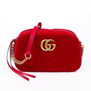 Neupreis 1019 Euro: Neu mit Etikett! & original verpackt: Original Gucci Marmont Tasche
