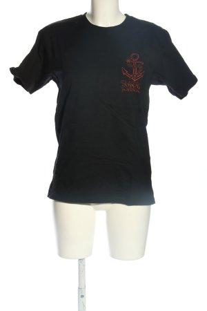 neutral Print-Shirt