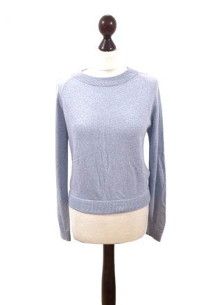 NEUw. Delicatelove Wollpullover mit Kaschmir für den Winter weich hellblau