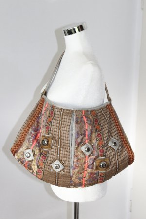 George Gina & Lucy Shoulder Bag multicolored mixture fibre