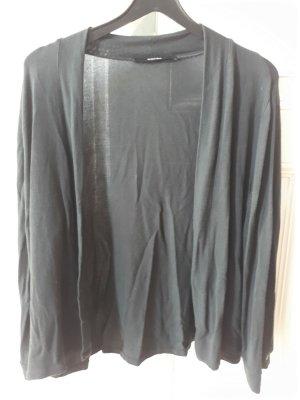 *NEUw*someday* Trendy Jacke Cardigan, Viskose, dunkel grün, flaschengrün, 38-40