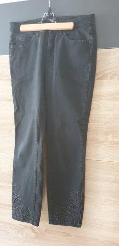 Cambio Jeans 7/8 noir