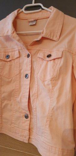 **Neuware - Vero Moda Jeansjacke Apricot Gr.L