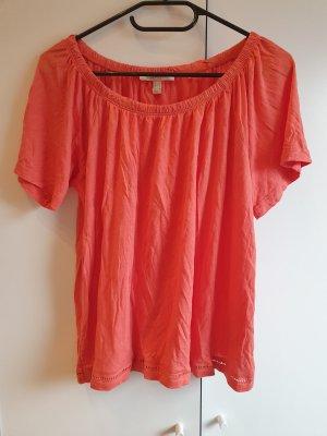 Neuware von Esprit Shirt in Orange Gr M