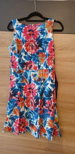 Wallis Cocktail Dress multicolored