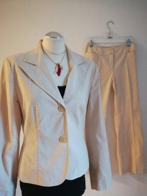 Neuwertig 2 Tlg.Comma Kostüm Blazer/Hose Gr 40