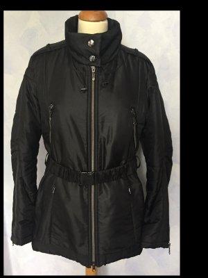 neuwertig 38 M STEILMANN Jacke Anorak warm leicht schwarz