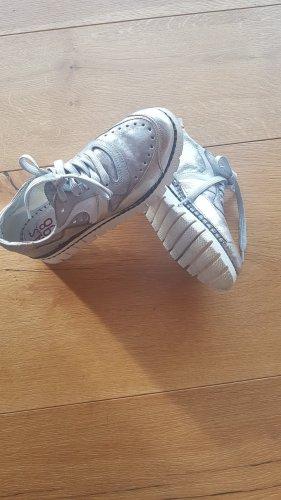 Neuwertig_A.S.98 Sneaker silber Gr. 36