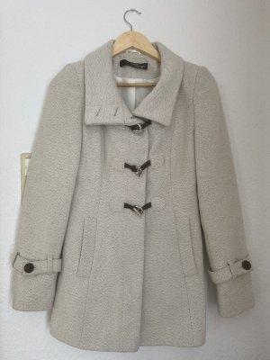 Jane norman Cappotto in lana bianco sporco Lana