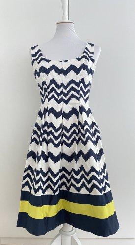 *NEUWERTIG* Blau/weißes Sommerkleid von NINE WEST