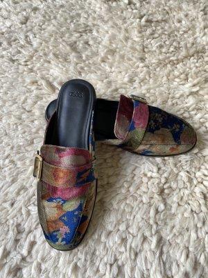 Aldo Sabot multicolore velours