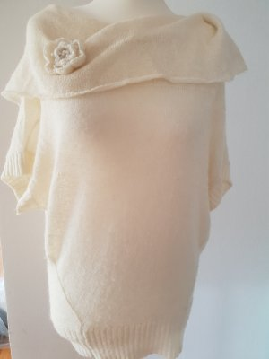 Castro Sweater white-natural white