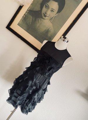 COS Suknia wieczorowa czarny