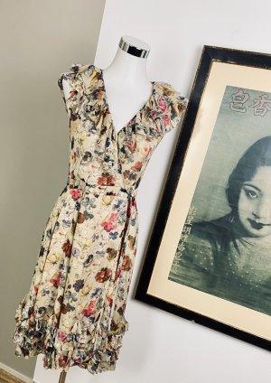 Neuwertig Dolce&Gabbana Seidenkleid Gr.34/36 Kleid