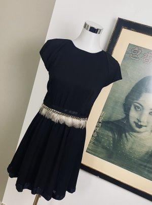 Neuwertig Elisabetta Franchi Kleid Gr.34/36 Abendkleid