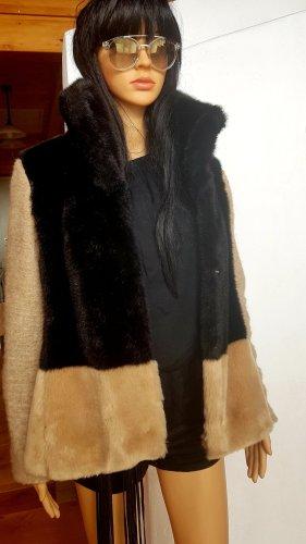 Giorgia & Johns Winter Jacket multicolored