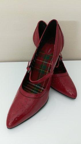 Neuwertig Graceland Lack Pumps Schuhe Gr 40