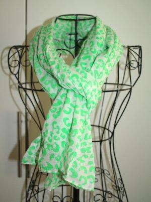 Neuwertig: großes Tuch Schal von Codello Animalprint