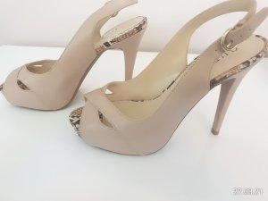 Neuwertig Guess High Heels Schuhe Gr 7(37)