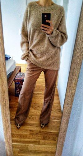 H&M Pull en laine multicolore