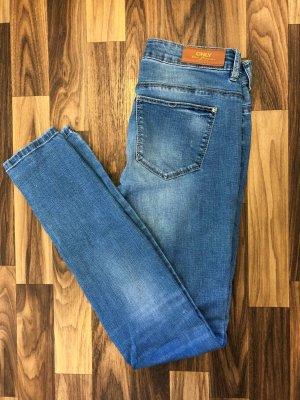Neuwertig Jeans Hose Denim Blue Größe S W29 L32 Only hell blau used look neu 39,99€
