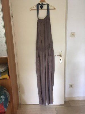 Neuwertig ! Jumpsuit aus Seide, Größe = XL,  NP = 399 €