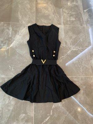 Neuwertig kleid in Vuitton style XS/S