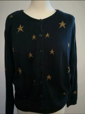 Neuwertig M & S Mode Pullover Stern Gr 40