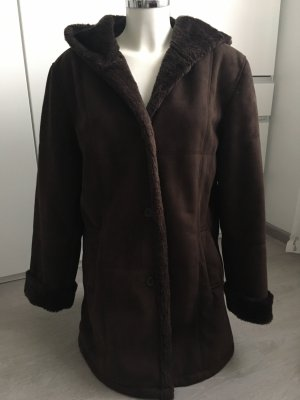 Barisal Short Coat brown