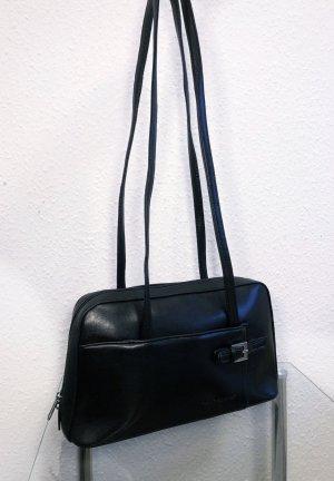 Neuwertig original Marc Chantal Handtasche Umhängetasche Tasche schwarz Neu 110€