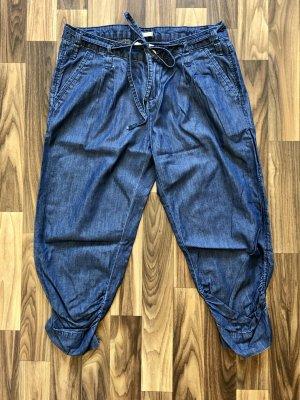 Orsay 3/4-broek blauw-donkerblauw
