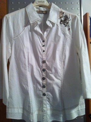 """Neuwertig! Schicke Bluse/Hemd von """"Elisa Cavaletti"""" , NP=169€"""