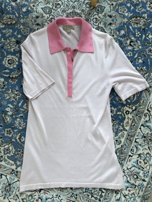 Burberry T-Shirt pink-pink silk