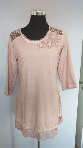 Tredy Camicia a tunica rosa antico
