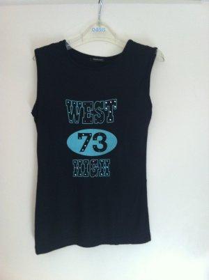 """Neuwertig! T-Shirt mit Strass Steinchen von """"Madonna"""""""
