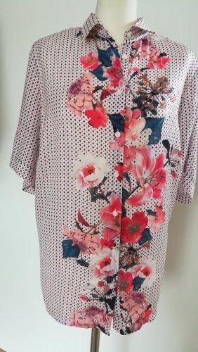 Neuwertig Vintage Sommermann Bluse Gr 50